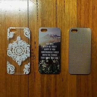 iPhone 5S/5C/SE Phone Cases
