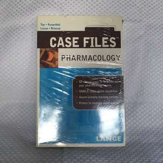Case Files: Pharmacology book medicine textbook