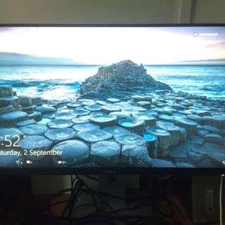 2 nos. Dell Ultrasharp 23.8inch monitor - U2414H