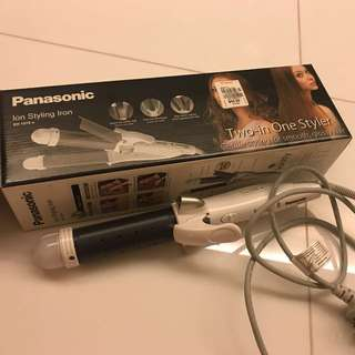 WTS: Panasonic Double Ionity Steam Hair Styler EH-1575