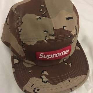 Supreme Twill Cap