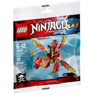 LEGO Ninjago 30422 Kai's Mini Dragon