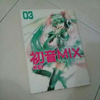 Unofficial Hatsune Mix Volume 3