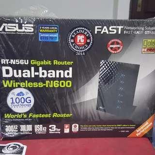 ASUS RT-N56U Wireless Dual-Band Gigabit Router