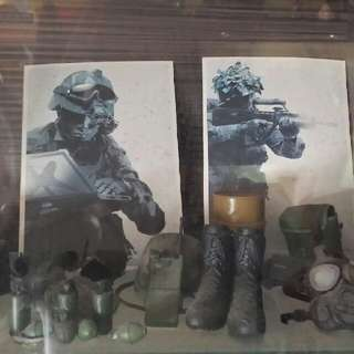 1/6 scale Army Accessories