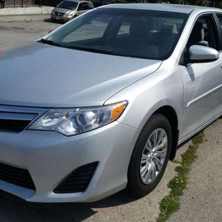 2014 TOYOTA CAMRY LE . $15950