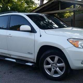 2008 TOYOTA RAV4 4X4 131KM Limited