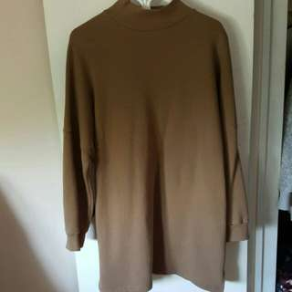 OAK AND FORT Size Small Sweater Dress