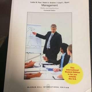 Management#教科書出清