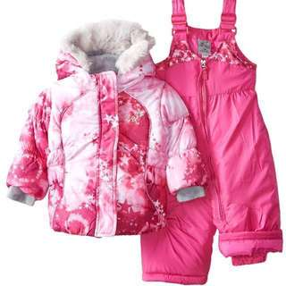 Infant to Toddler: Girl 24months snow suit