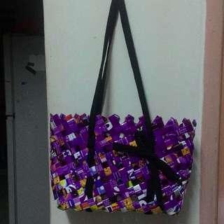 Handmade Recycle Bag