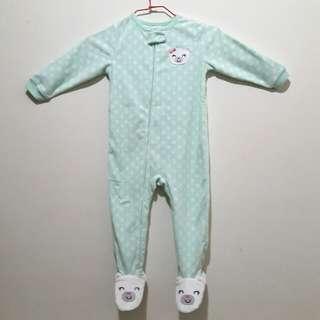 [二手近全新]Carters 24m 連身包腳衣 #我的嬰幼可超取
