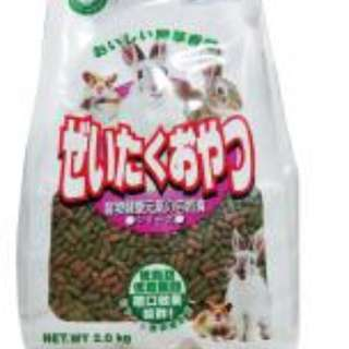 福壽粉紅兔2Kg