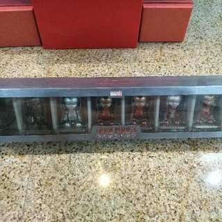 Hot Toys Iron Man 3 CosBaby Series 1 and Series 2
