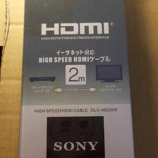 SONY HDMI線