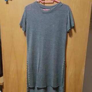 Glittery Shirt/Dress