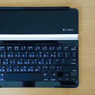 Logitech iPad Keyboard Cover