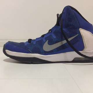 Nike basketball shoe