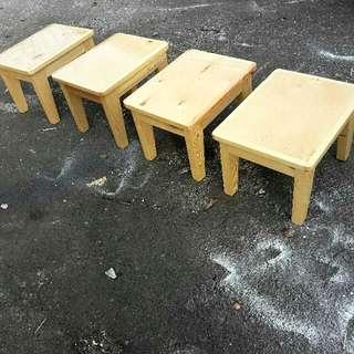 Meja Kecil Untuk Ngaji