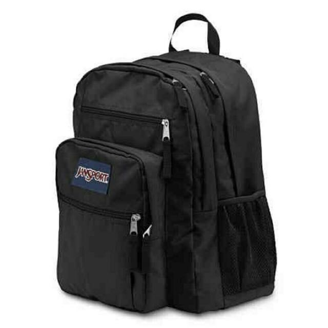 5-zippers Jansport Backpack
