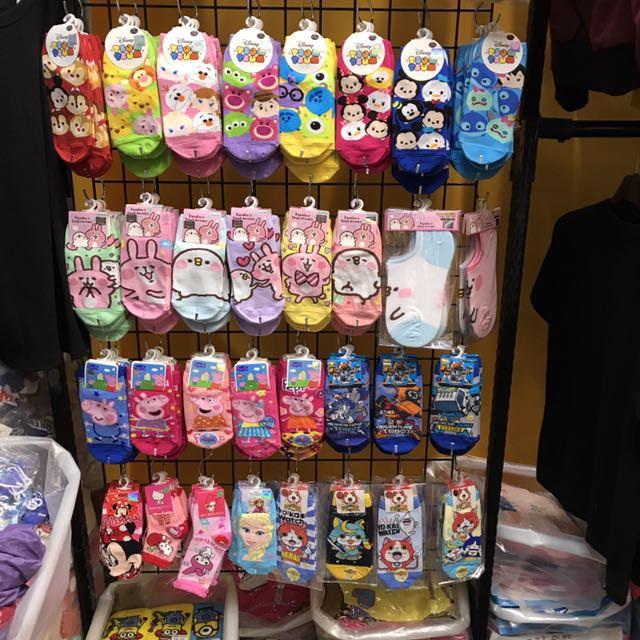 授權原廠棉襪