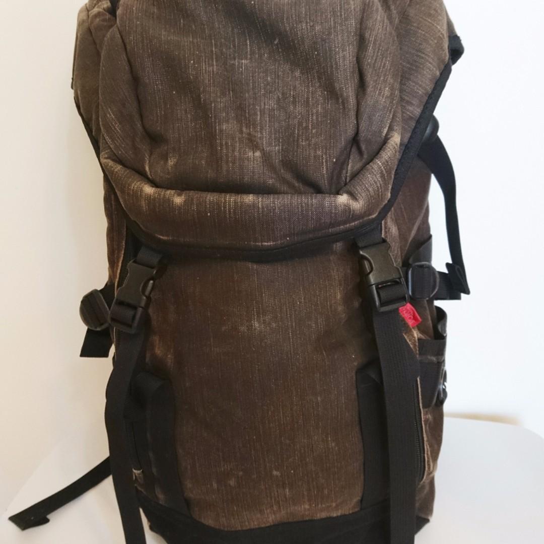 [售] 日標 PORTER / D.I.Y RUCKSACK 後背包 (彷舊樣式) 番號640-06348
