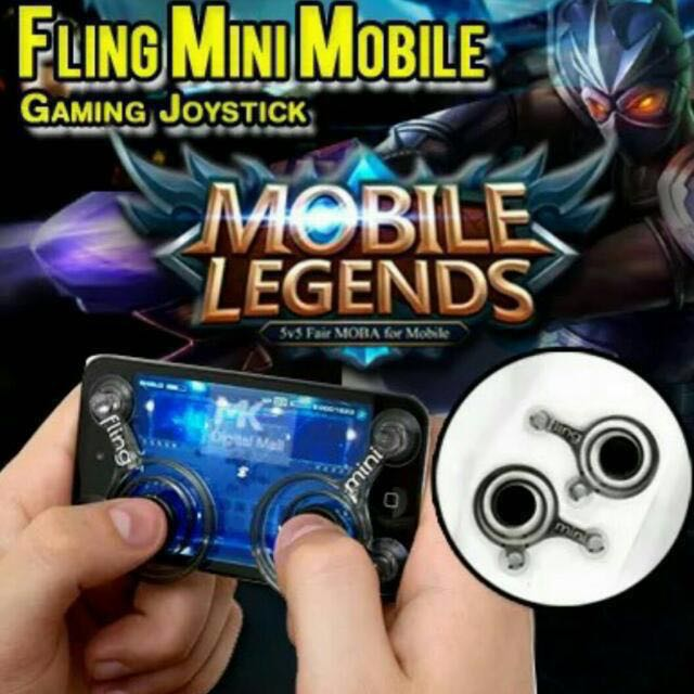📍: (LAST PAIR IN PINK) 🔥HOT IN DEMAND🔥Mini Fling Joystick With HIGH QUALITY SUCTION For Mobile Legends - Compatible With iOS / Android Devices, ...