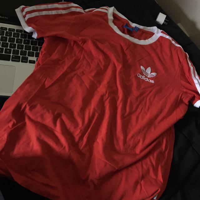 Adidas 3 stripe T