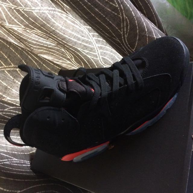 """Air Jordan 6s """"Infrared"""""""