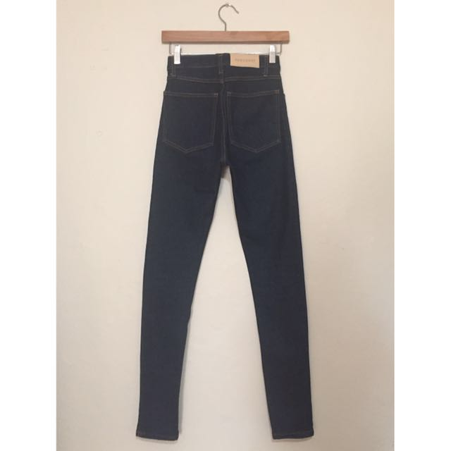 Arnsdorf - Indigo High Waisted Jeans