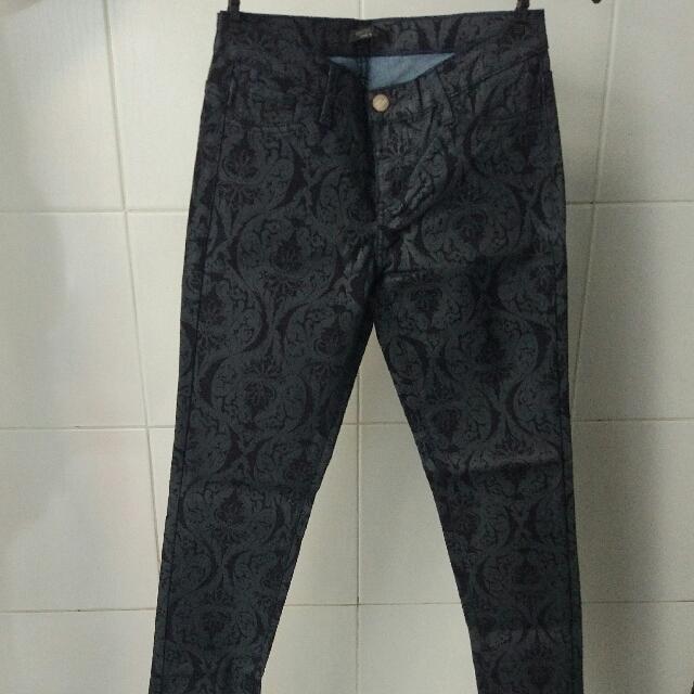 Baroque Skinny Jeans