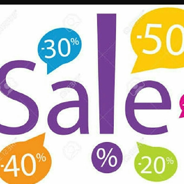 Big Brand #Sale, mostly #postage included