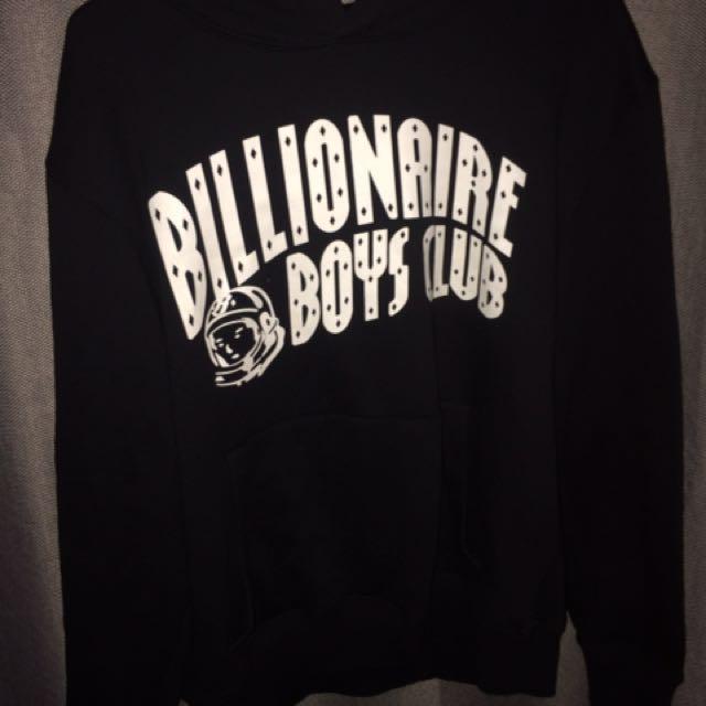 Billionaire boys club hoodie