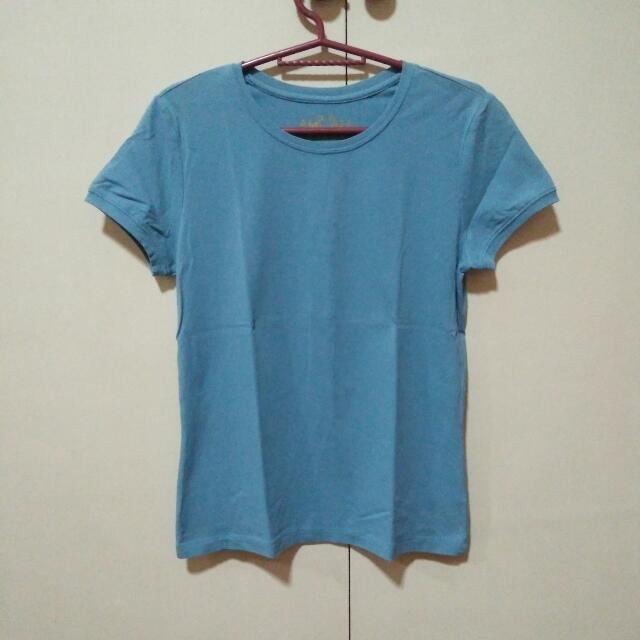 Blue Plain Shirt (Plains & Prints)