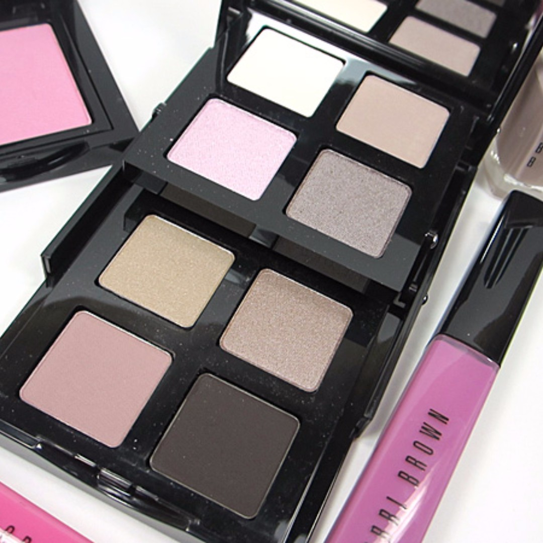 Bobbi Brown 眼影盤 Lilac Rose' Eye Palette