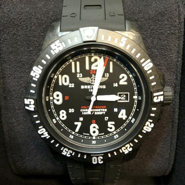 Breitling Colt Skyracer Watch