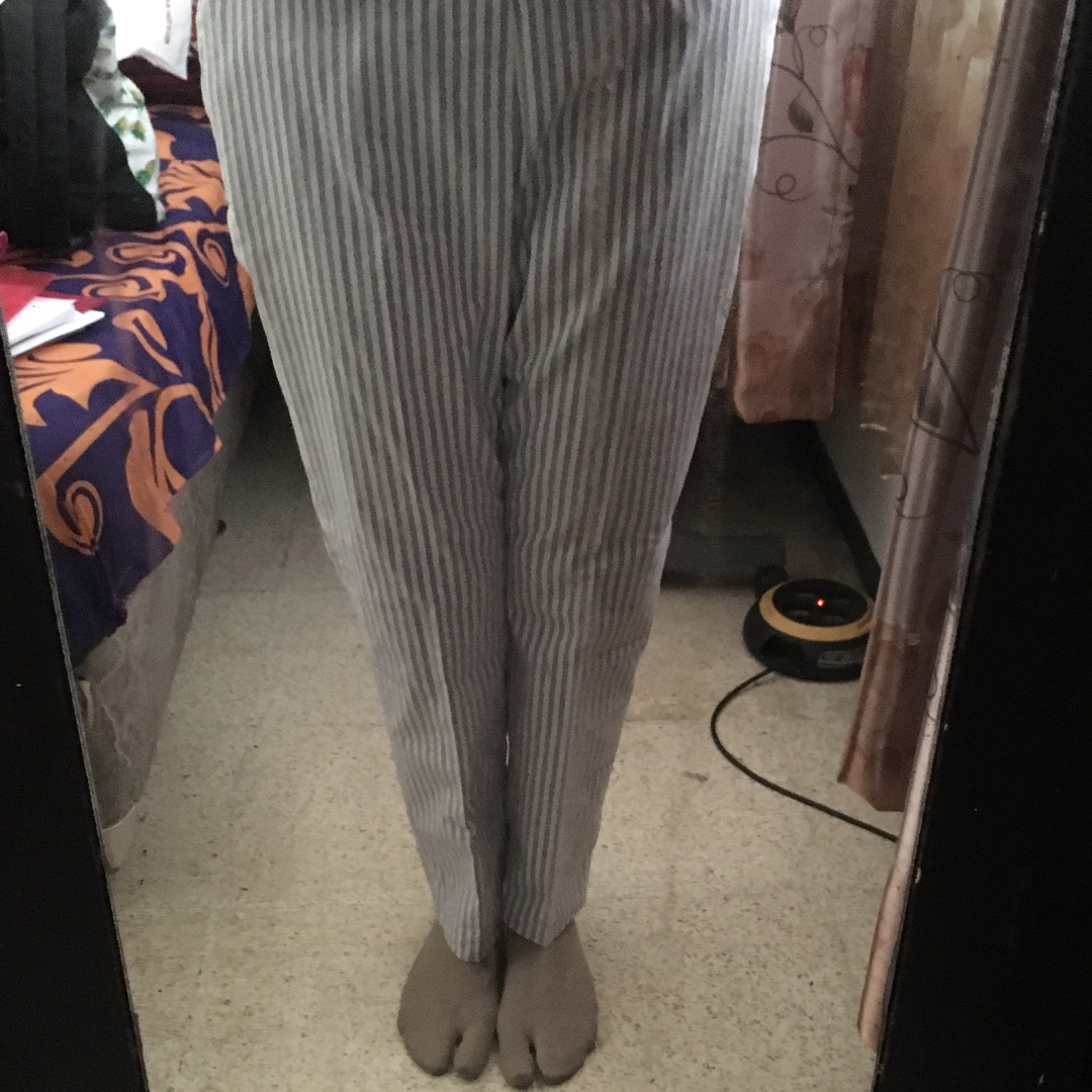 Celana Smart Ankle Pants Uniqlo Ori