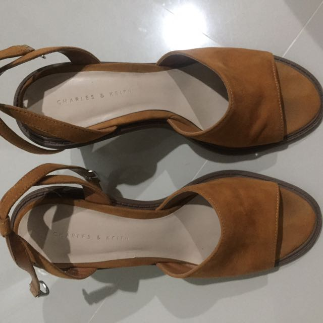 CHARLES AND KEITH BROWN