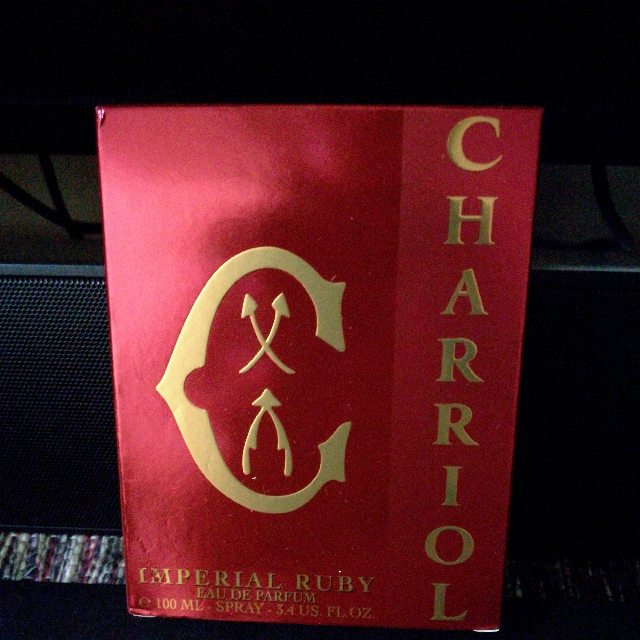Charriol Imperial Ruby Eau De Parfum 100ml