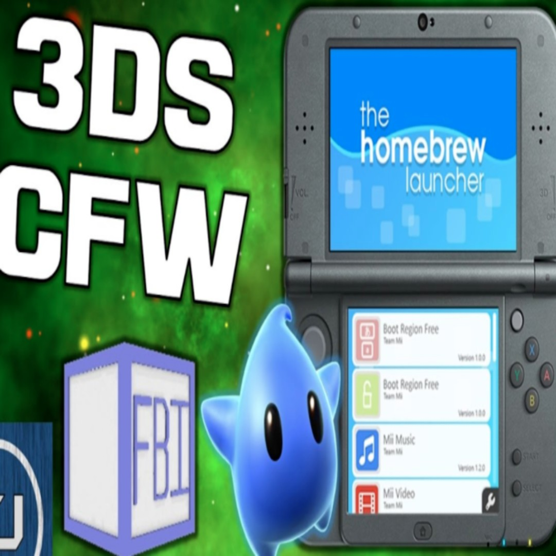 [CHEAPEST] Old & New 3DS XL MODDING(hacking) Vr 11 5 LATEST