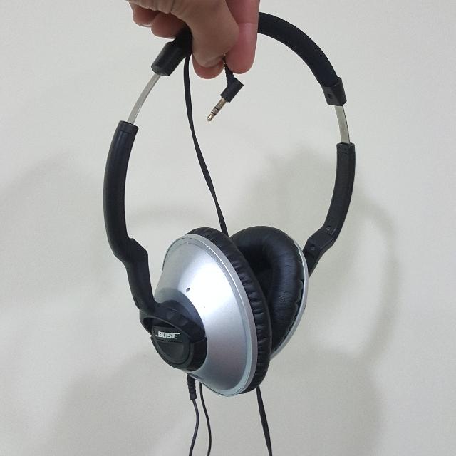Classic Bose Triport Around Ear Headphones RUSH sale