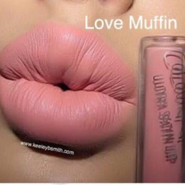 Colourpop Ultra Satin (love muffin)