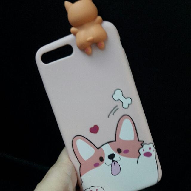 Corgi Case for Iphone 7Plus