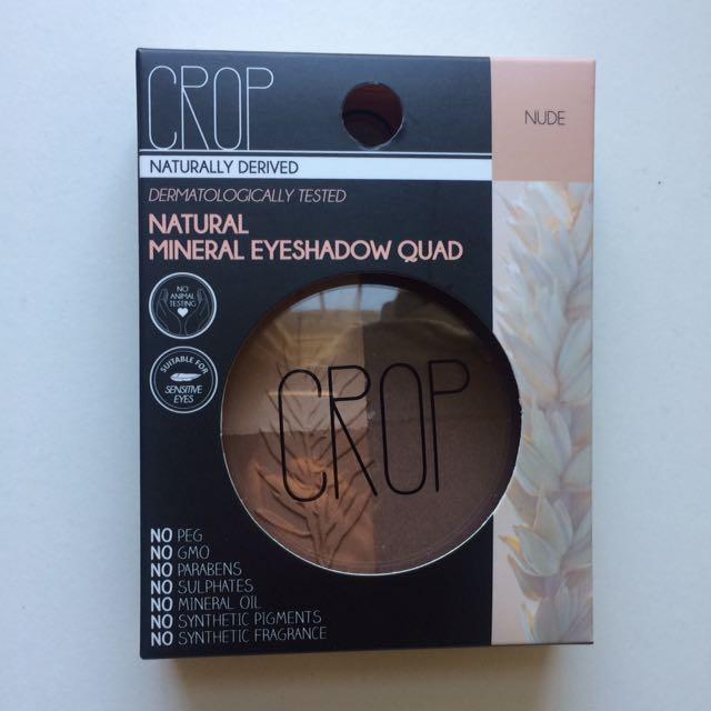 Crop Nude Mineral Eyeshadow