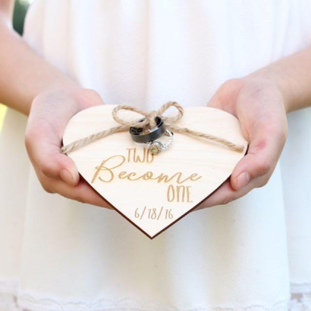 customised wedding ring holder customised wedding ring holder - Wedding Ring Holder