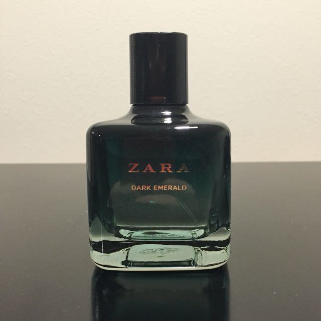 Dark Emerald Zara perfume
