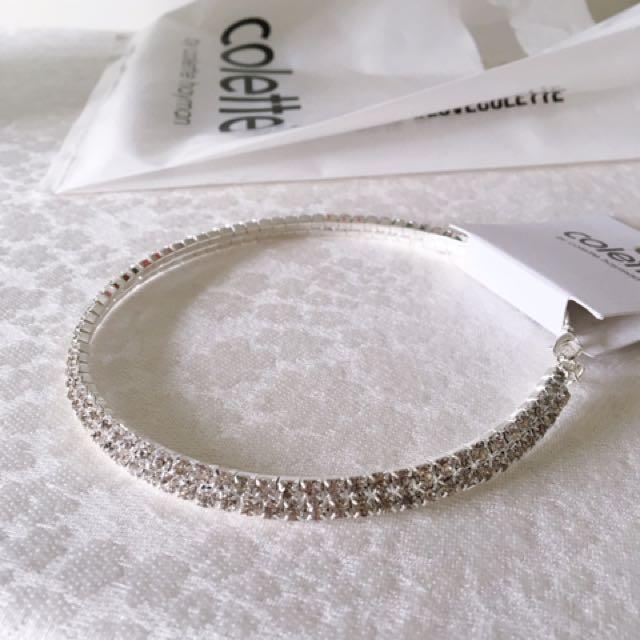 Diamond Choker Colette (New)