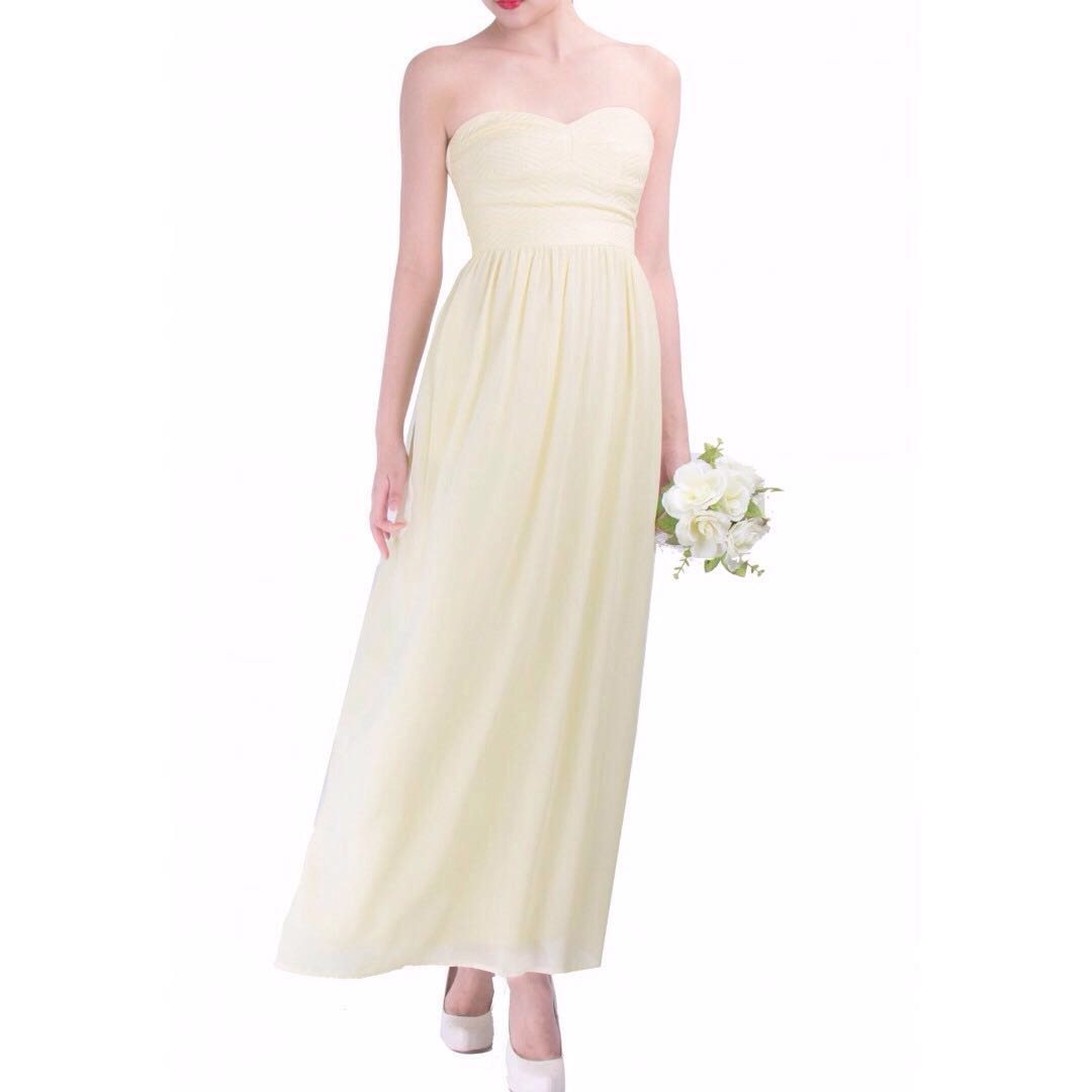 Doublewoot Light Yellow Dreams Maxi