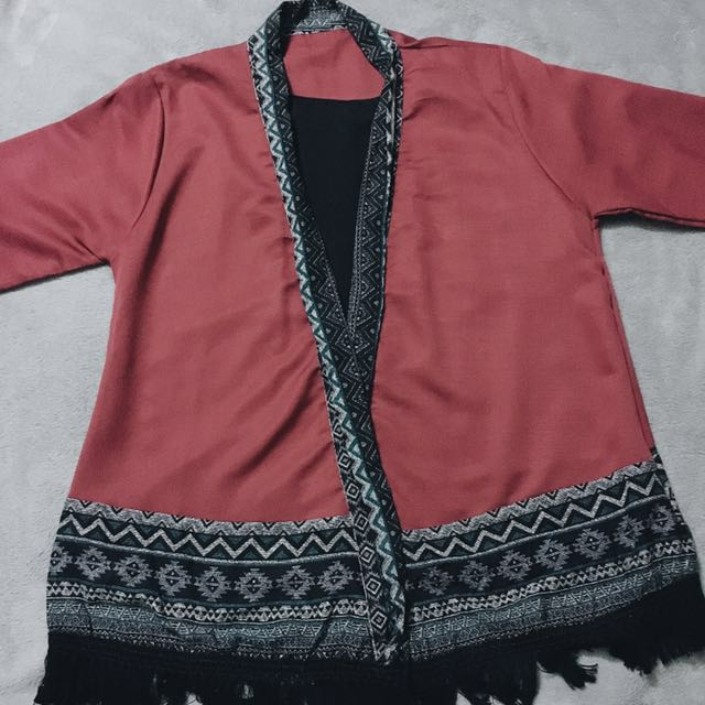 Ethnic Shirt With Inner