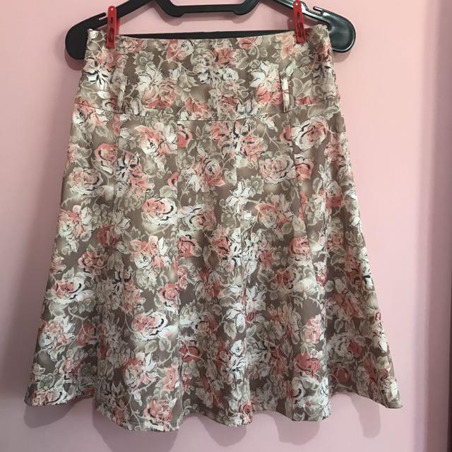 Forever New Flare Skirt